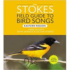 CD Stokes Field Guide to Bird Songs - CD - Région de l'Est