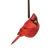 Décoration Cardinal avec cordon en cuir