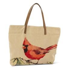 Grand sac avec cardinal