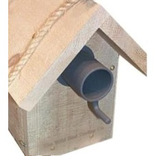 Garde-oiseaux - Tunnel antipredateur pour nichoir