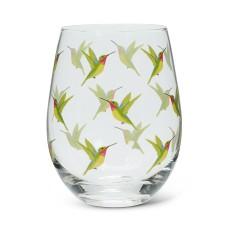 Verre colibri