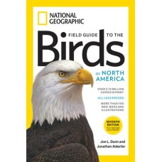 Field Guide to the Birds of North America 7th Ed. National Geographic