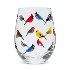 Verre Multi-oiseaux
