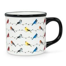Tasse Multi-oiseaux
