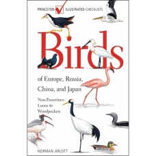 Birds of Europe, Russia, China and Japan Non-Passerines