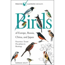 Birds of Europe, Russia, China and Japan Passerines