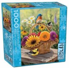 Casse-tête 1000 morceaux - Bouquet d'été