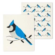 Blue Jay Swedish Cloths. Set of 2