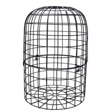 Cage pour mangeoire