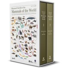 Liste de contrôle illustrée des mammifères du monde