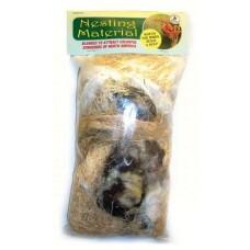Matériaux pour construction de nids