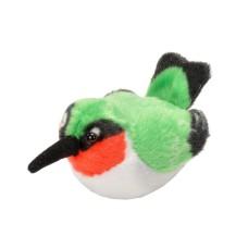 Colibri en peluche avec chant