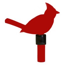 Cardinal Protector for 1-Inch Pole