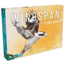 Wingspan - A tir d'ailes - Extension Océanie